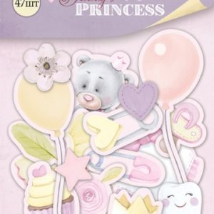 Набор высечек Daddy's Princess, Scrapmir
