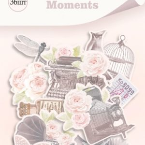Набор высечек Beautiful Moments, Scrapmir